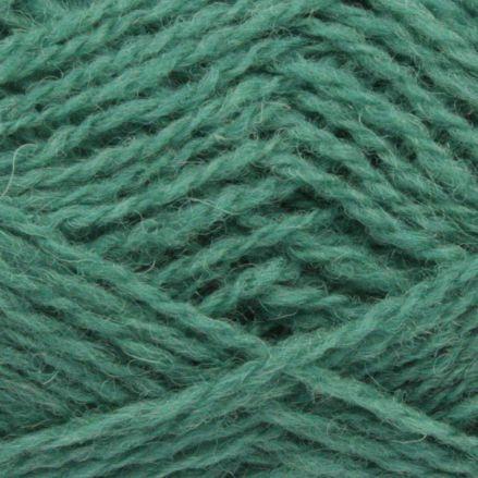 Jamiesons of Shetland Spindrift, Verdigris Color 772