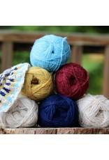 Jamiesons of Shetland Shetland Wool Week 2020, Katie's Kep Kit, For Yarn's Sake's Inspired Color Palette