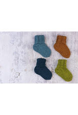 The Fibre Company One Sock Guidebook