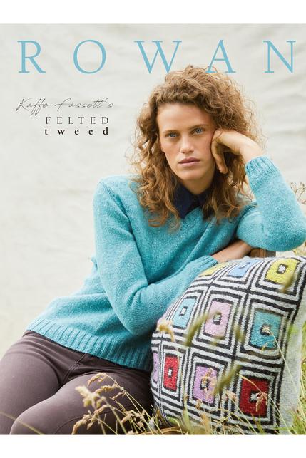 Rowan Felted Tweed Colours Collection - Kaffe Fassett & Lisa Richardson