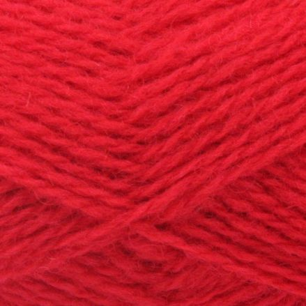 Jamiesons of Shetland Spindrift, Scarlet Color 500