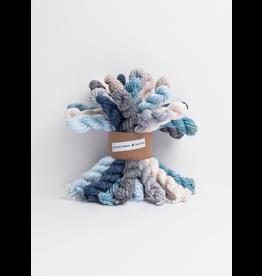 Blue Sky Fibres Woolstok Mini Hank Bundle, Holiday Frost