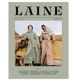 Laine Magazine Laine Issue 10 - Nordic Knit Life, Winter 2020-21, Rooted.