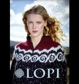 Berroco Lopi Book #38