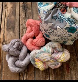 Dream in Color Nest & Burrow Cowl Kit, Bun Bun