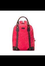 della Q Maker's Backpack, Salmon