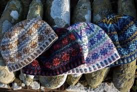 For Yarn's Sake, LLC Katie's Kep – An Adventure in Shetland's Fair Isle Knitting. Via Zoom Sunday February 28, 1-3:30pm. Michele Lee Bernstein