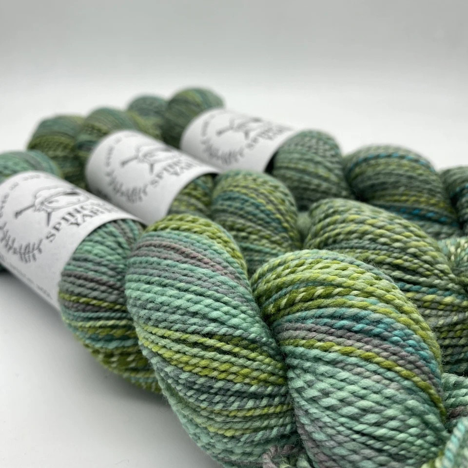 Spincycle Yarns Dyed in the Wool, The Meadows