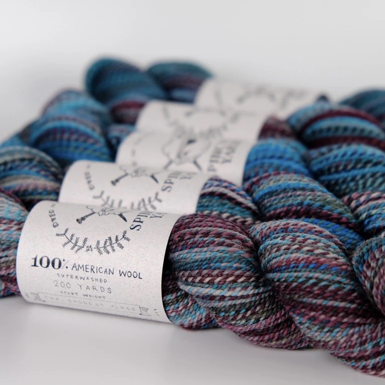 Spincycle Yarns Dyed In The Wool, The Saddest Place