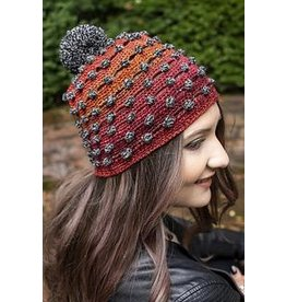 For Yarn's Sake, LLC Birdie Butt Bobble Beanie Kit (Crochet)