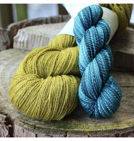 For Yarn's Sake, LLC Sparks Sock Kit, Melancholia