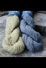 For Yarn's Sake, LLC Shibui Duality Shawl Kit, Pollen and Tar
