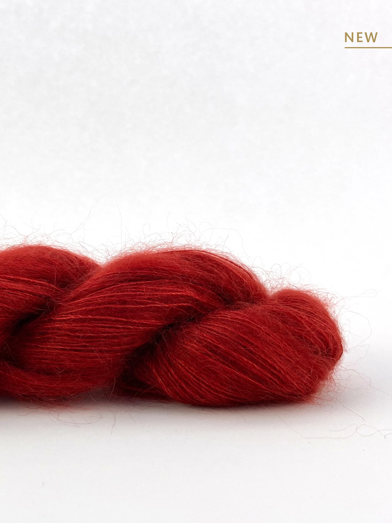 Shibui Silk Cloud, Paprika