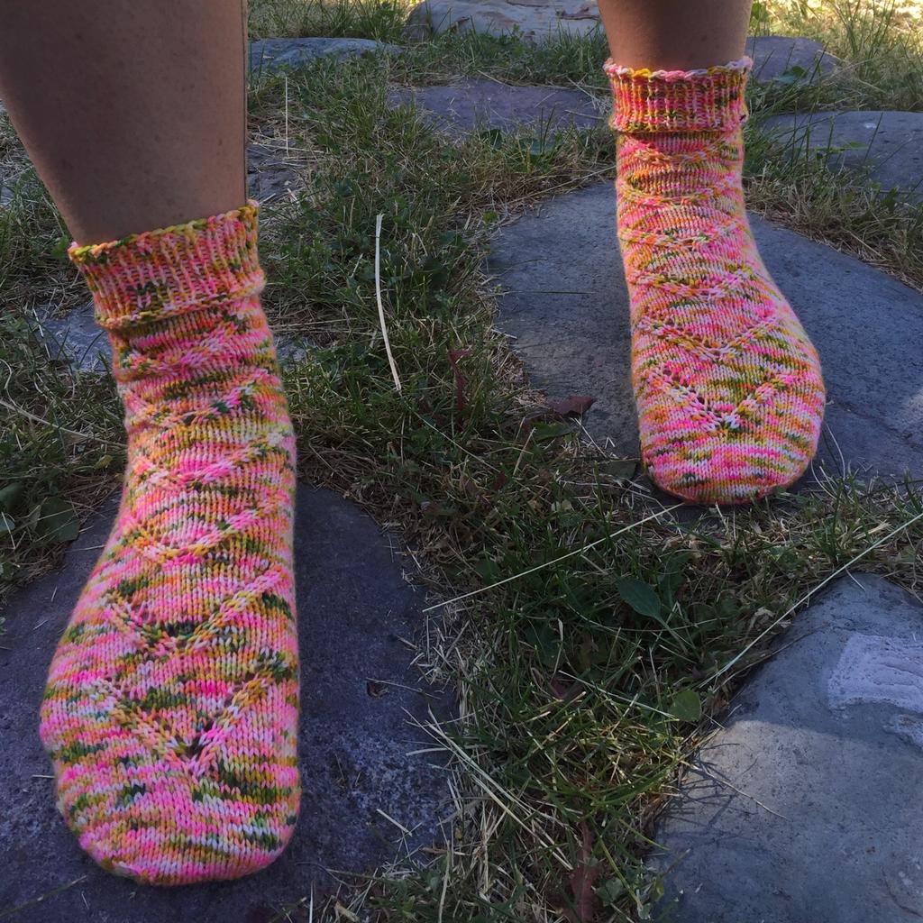 For Yarn's Sake, LLC 2021 RCYC Stumptown Sock Kit
