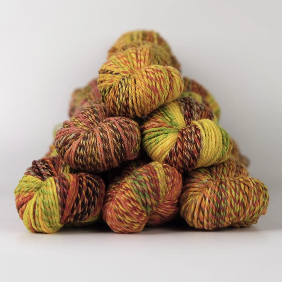 Spincycle Yarns Dream State, End of Summer