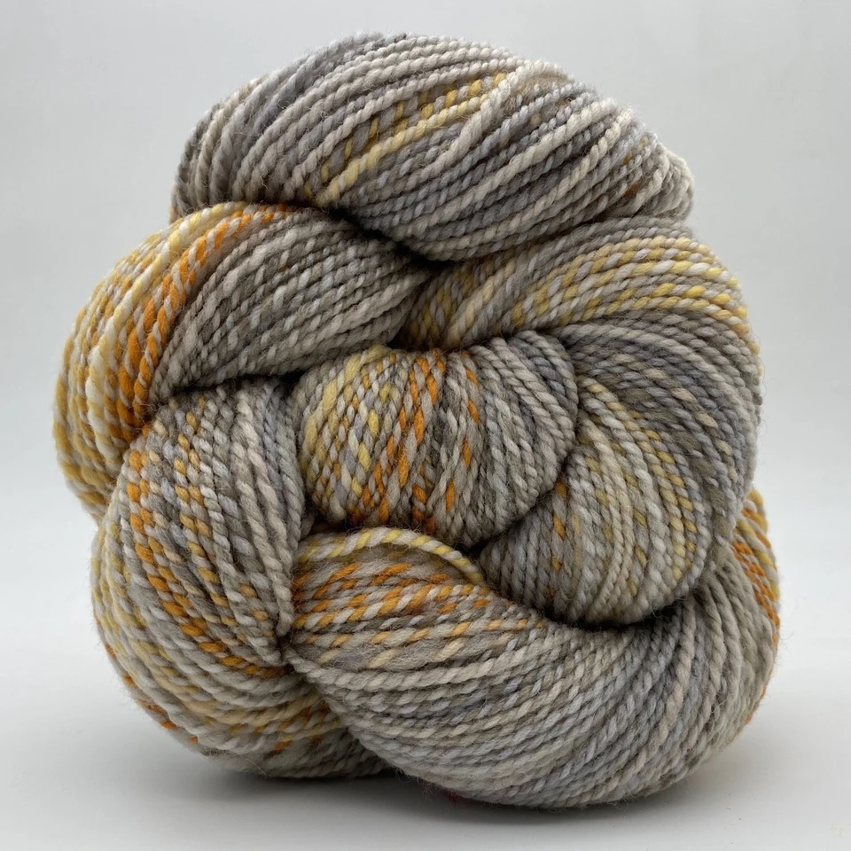 Spincycle Yarns Dyed In The Wool, Grumpy Birds (Retired)
