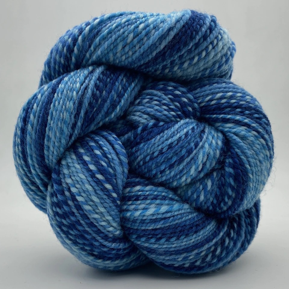 Spincycle Yarns Dyed In The Wool, Lapis