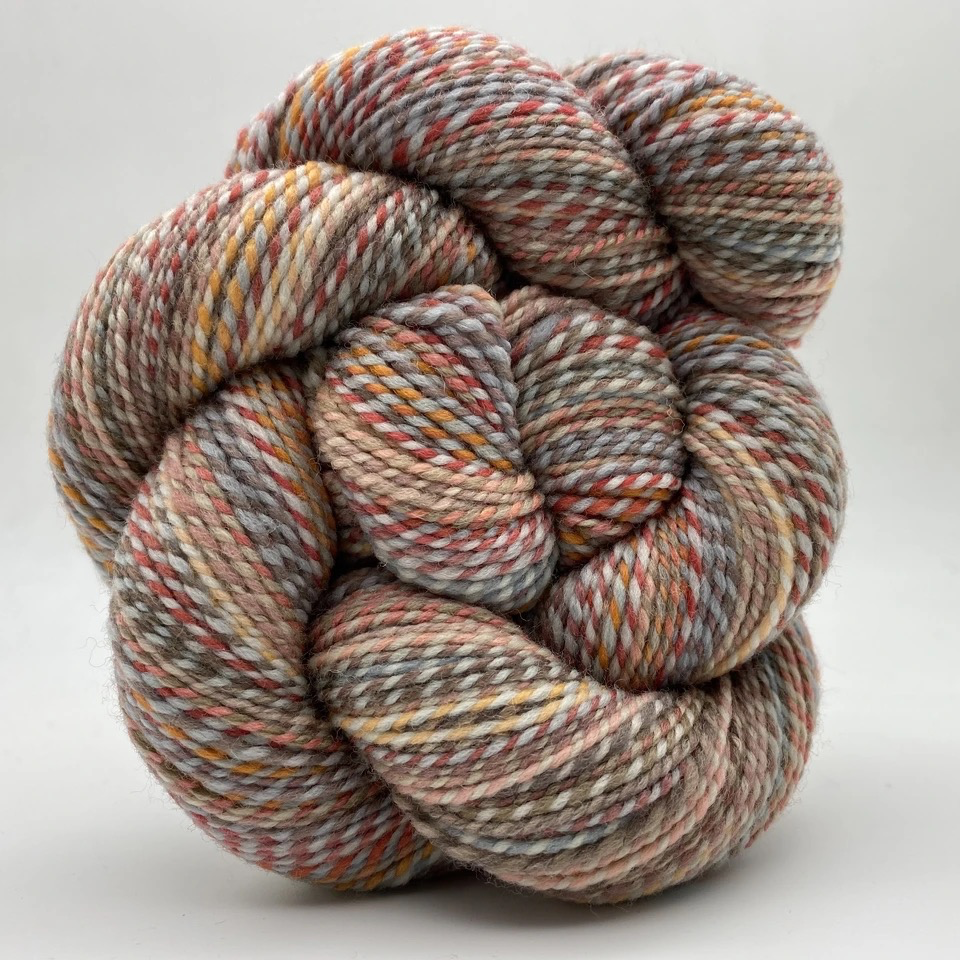 Spincycle Yarns Dyed in the Wool, Mississippi Marsala