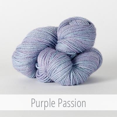 The Fibre Company Canopy Fingering, Purple Passion