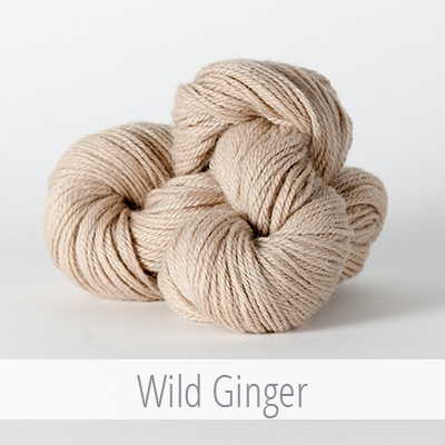 The Fibre Company Canopy Fingering, Wild Ginger