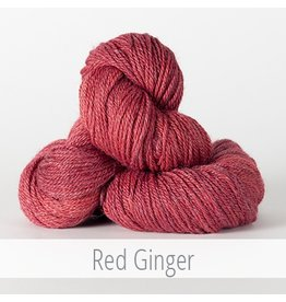 The Fibre Company Canopy Fingering, Red Ginger (Retired Color)