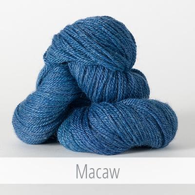 The Fibre Company Canopy Fingering, Macaw