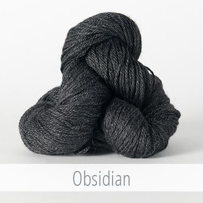 The Fibre Company Canopy Fingering, Obsidian
