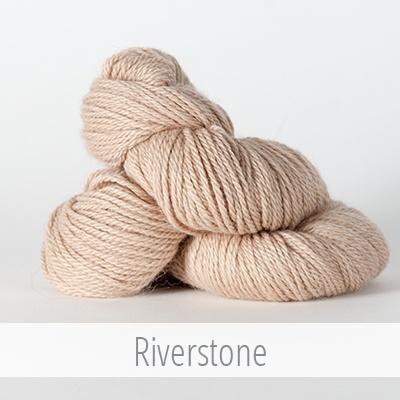 The Fibre Company Road To China Light, River Stone