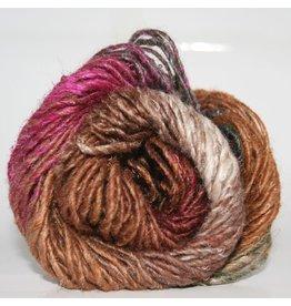 Noro Silk Garden, Brown, Wine, Cream color 364 (Discontinued)