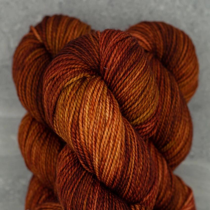 Madelinetosh Farm Twist, Saffron