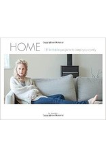 Quince & Co. Home. Eighteen Knittable Projects to Keep You Comfy