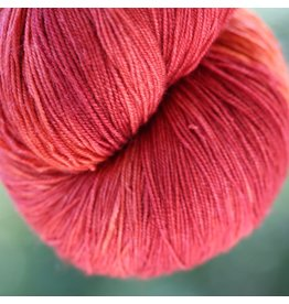 Black Trillium Fibres Silken Lace, Phoenix Rising