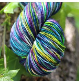 Knitted Wit Sock, Monet's Garden