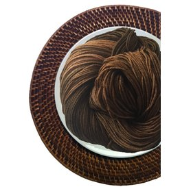 Delicious Yarns Frosting Fingering, Chocolate *CLEARANCE*