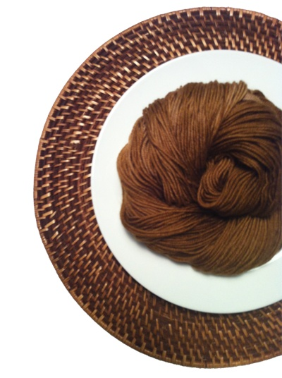 Delicious Yarns Frosting Fingering, Fudge *CLEARANCE*