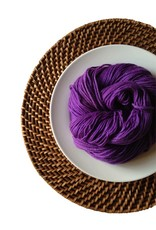 Delicious Yarns Frosting Fingering, Grape *CLEARANCE*