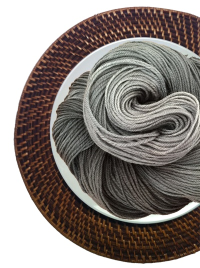 Delicious Yarns Frosting Fingering, Licorice *CLEARANCE*