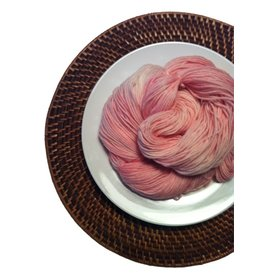 Delicious Yarns Frosting Fingering, Stawberry *CLEARANCE*