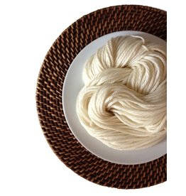 Delicious Yarns Frosting Fingering, Vanilla *CLEARANCE*