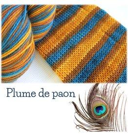 Biscotte & Cie Bis-Sock, Plume de Paon