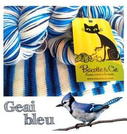 Biscotte & Cie Bis-Sock, Geai Bleu