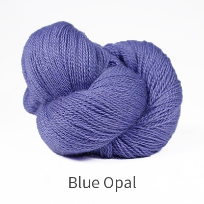 The Fibre Company Road To China Lace, Blue Opal
