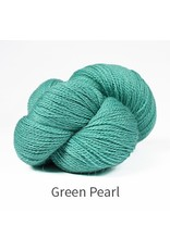 The Fibre Company Road To China Lace, Green Pearl