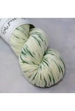 Knitted Wit Sock, Snowy Cedar