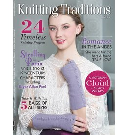 Interweave Knitting Traditions, Spring 2016 *CLEARANCE*