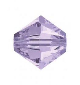 Rowan SHINE Swarovski Beads - 6mm, Violet Selection
