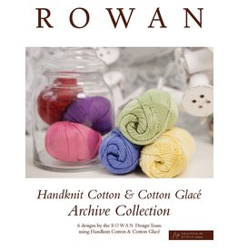Rowan Archive Collection - Handknit Cotton/Cotton Glace