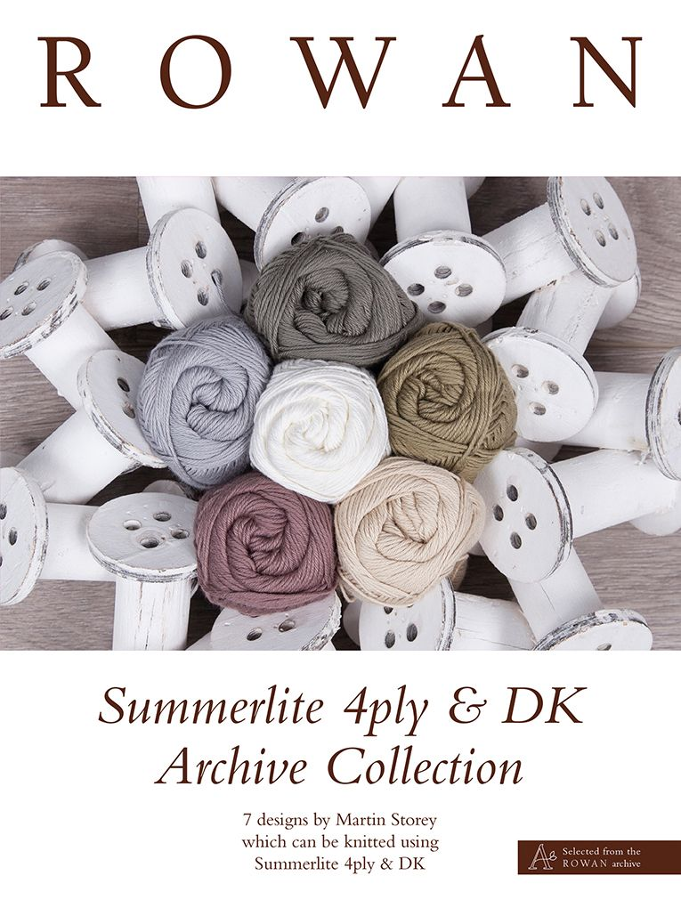 Rowan Archive Collection - Summerlite 4-ply/DK