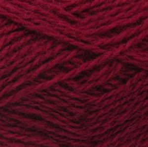 Jamiesons of Shetland Spindrift, Cherry Color 580