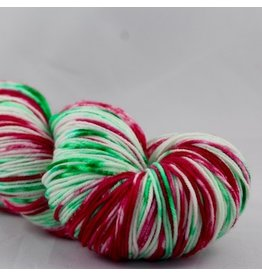 Knitted Wit Sock, Bad Santa